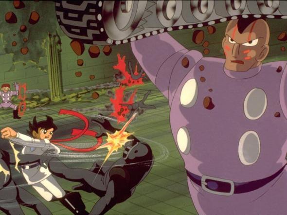 サイボーグ009 怪獣戦争