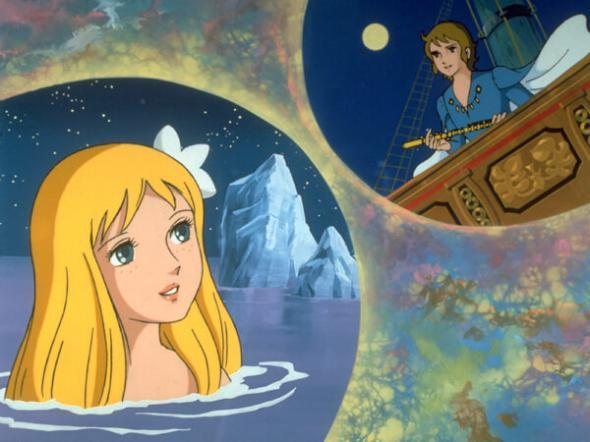 アンデルセン童話 にんぎょ姫