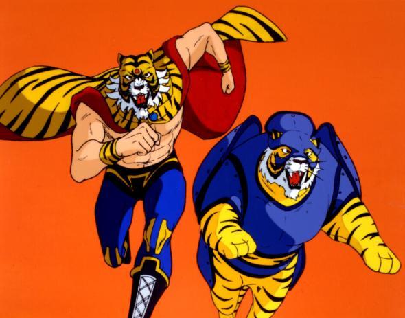 タイガーマスクⅡ世