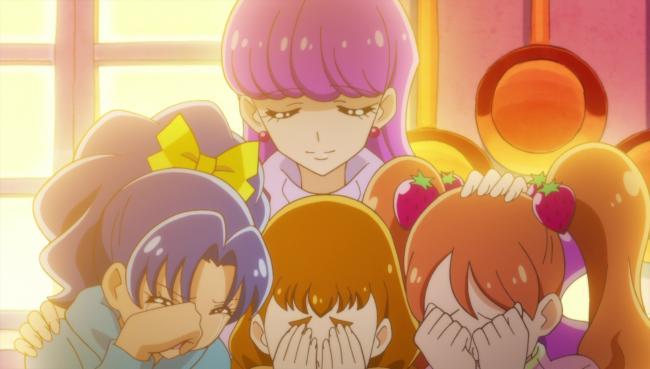 第 45 話「さよならゆかり!トキメキ☆スイーツクリスマス!」の場面4