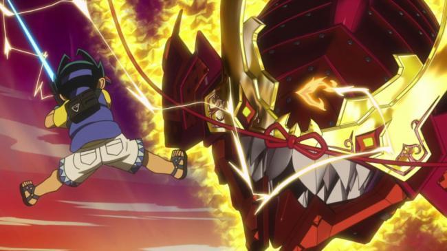 第 4 話「謎のヌッシー!黄金武魚キンギョダムを追え!」の場面1