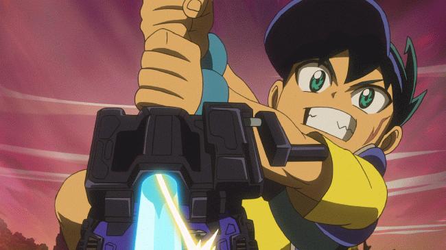 第 4 話「謎のヌッシー!黄金武魚キンギョダムを追え!」の場面3