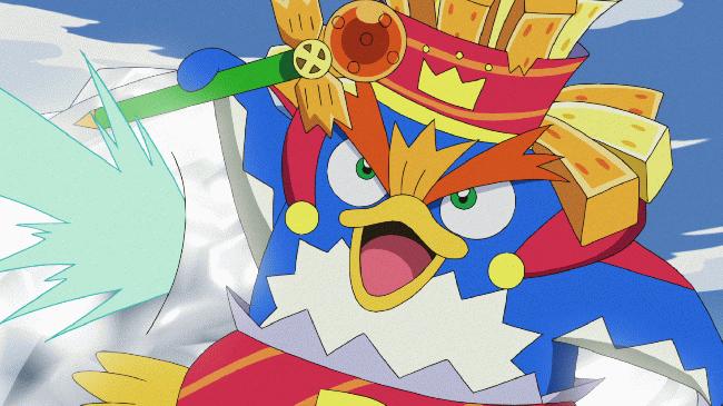 第 7 話「ポテペン&シュワ次郎!トッタのためのガチ特訓!」の場面3