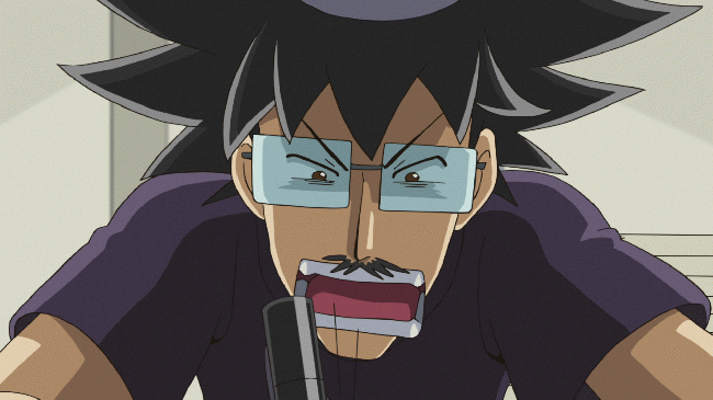 第 11 話「最強マンガ家!?創造手コミックラーケンを探せ!」の場面2