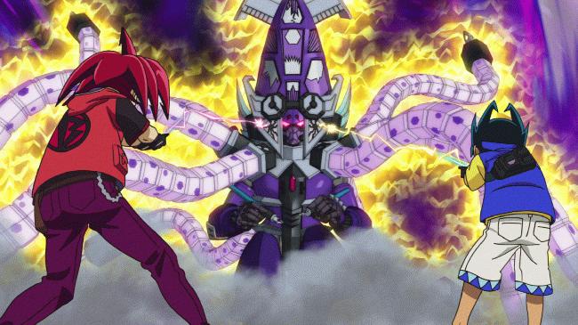 第 11 話「最強マンガ家!?創造手コミックラーケンを探せ!」の場面3