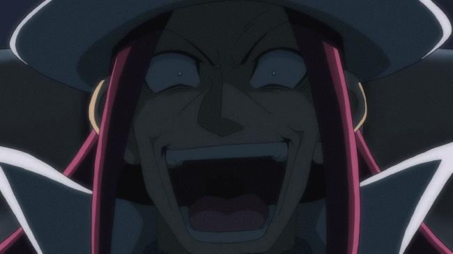 第 19 話「奪われたヌッシー!爆釣カップ開幕!」の場面3