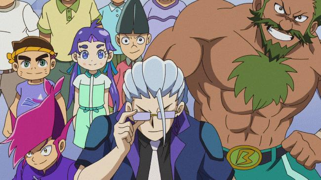 第 20 話「激闘・爆釣カップ!チキチキバーソウルビンゴ!」の場面1