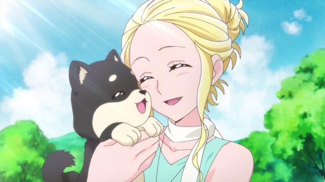 第 23 話「かわいいってなんですか?アスミと子犬物語」の場面4