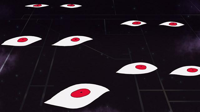 第 16 話「東京侵食 漆黒の影」の場面2