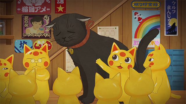 第 24 話「<ruby>銭天堂<rt>ぜにてんどう</rt></ruby>と<ruby>金色<rt>きんいろ</rt></ruby>の<ruby>招<rt>まね</rt></ruby>き<ruby>猫<rt>ねこ</rt></ruby>」の場面3