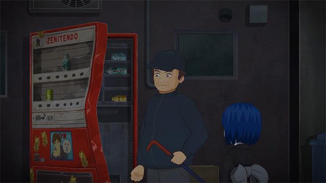 第 29 話「スピーチジュース<ruby>後編<rt>こうへん</rt></ruby>」の場面2
