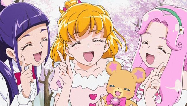 第 50 話「キュアップ・ラパパ!未来もいい日になあれ!!」の場面1