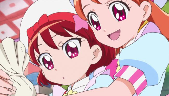 第 15 話「愛ゆえに!怒りのキュアショコラ!」の場面2