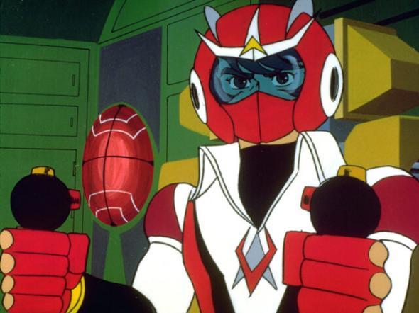 惑星ロボ ダンガードA 対昆虫ロボット軍団