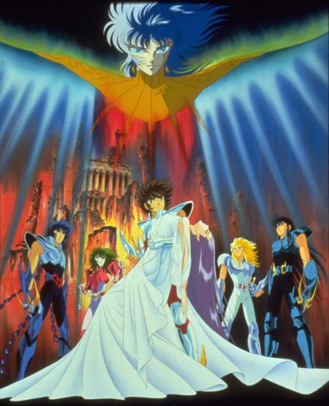 SAINT SEIYA 3 The Legend of Hot Blooded Boys