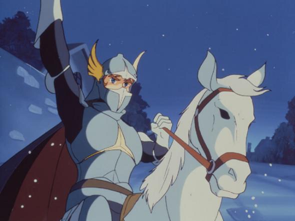 円卓の騎士物語 燃えろアーサー
