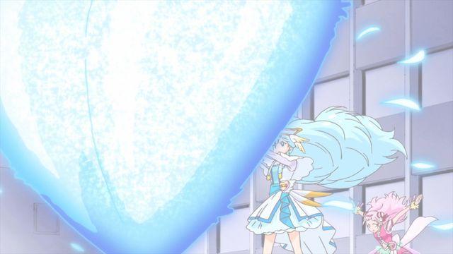第 3 話「「ごきげん?ナナメ?おでかけはぐたん!」」の場面3
