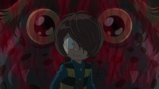 第 3 話「たんたん坊の妖怪城」の場面3