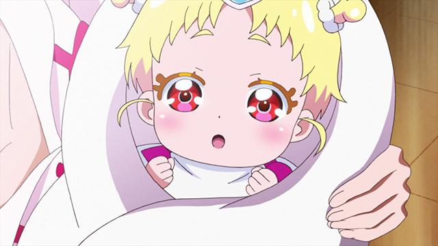 第 11 話「「私がなりたいプリキュア!響け!メロディーソード!」」の場面2
