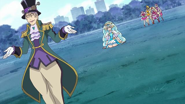 第 23 話「「最大のピンチ!プレジデント・クライあらわる!」」の場面2