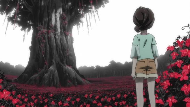 第 20 話「妖花の記憶」の場面3