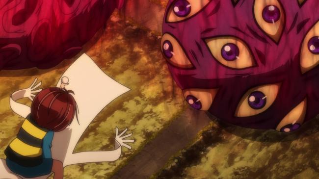 第 32 話「悪魔ベリアル 百年の怨嗟」の場面3