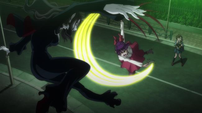 第 36 話「日本全妖怪化計画」の場面3