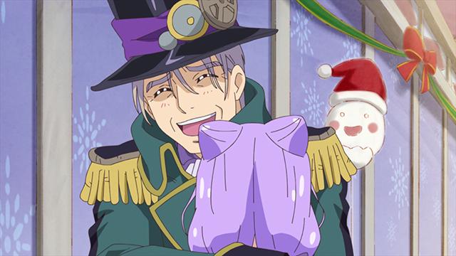 第 45 話「「みんなでHUGっと!メリークリスマス☆」」の場面4