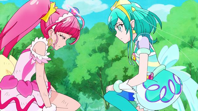 第 3 話「プリキュア解散!?スタープリンセスの力を探せ☆」の場面3