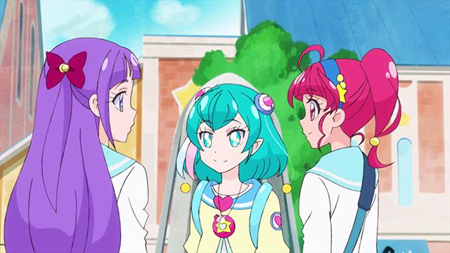 第 9 話「友情のリング!スタードーナツ☆」の場面2