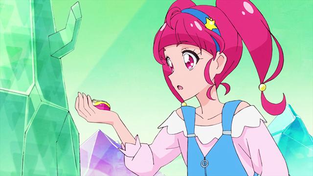 第 10 話「キラッキラ☆惑星クマリンへようこそ!」の場面1