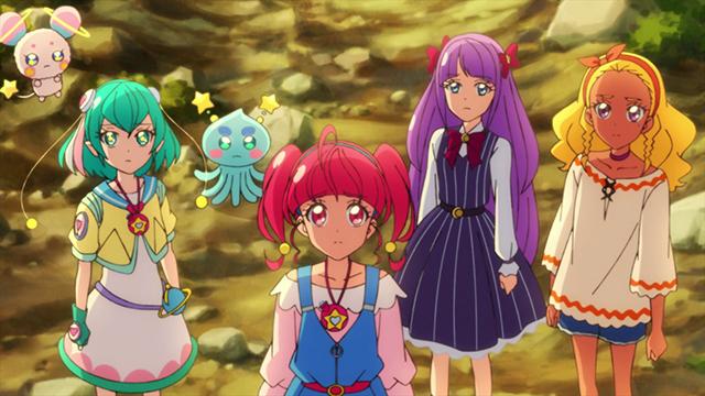 第 11 話「輝け☆サザンクロスの力!」の場面1