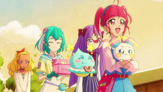 第 14 話「笑顔 de パーティ!家族のソンリッサ☆」の場面3