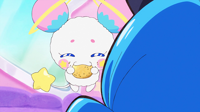 第 23 話「フワがいっぱい!?フワ☆パニック!」の場面1