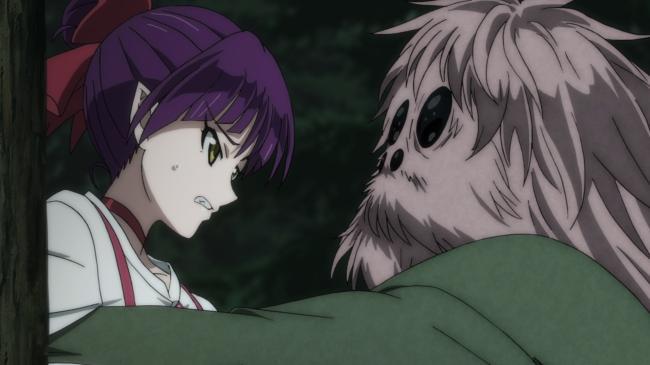 第 77 話「人間消失!猫仙人の復讐」の場面2