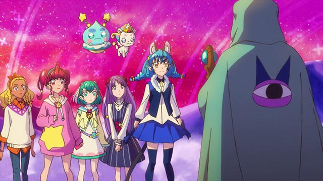 第 38 話「輝け!ユニのトゥインクルイマジネーション☆」の場面1