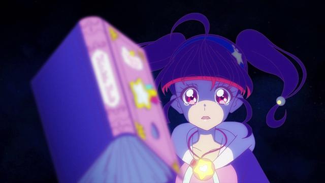 第 48 話「想いを重ねて!闇を照らす希望の星☆」の場面2