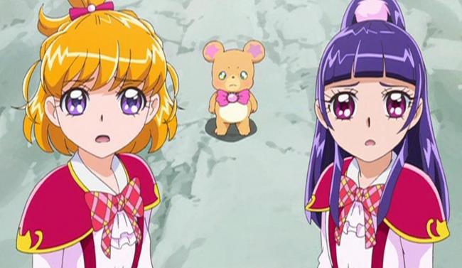 第 21 話「STOP!闇の魔法!プリキュアVSドクロクシー!」の場面1