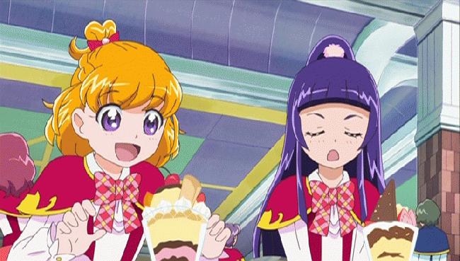 第 27 話「Let'sエンジョイ!魔法学校の夏休み!」の場面1