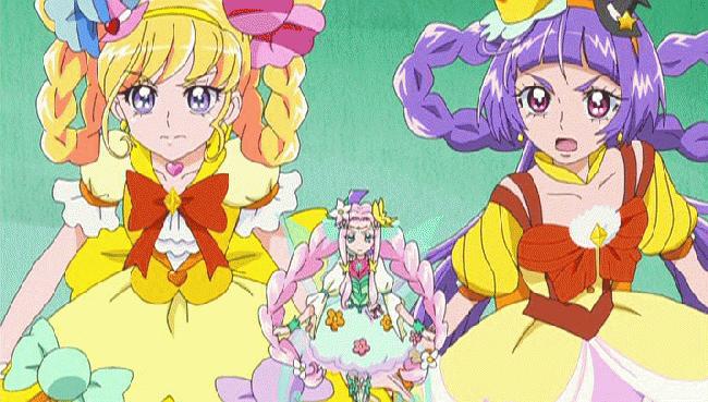第 29 話「新たな魔法の物語!主役はモフデレラ!?」の場面1