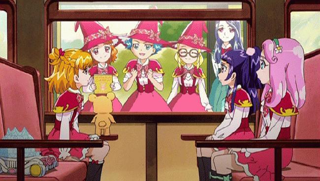 第 30 話「魔法の自由研究!が、終わらな~い!!」の場面1