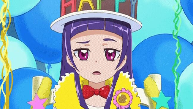 第 40 話「愛情いっぱいのおめでとう!リコの誕生日!」の場面1
