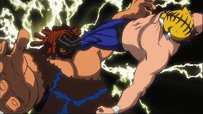 第 15 話「激闘!ビッグフット戦!」の場面3