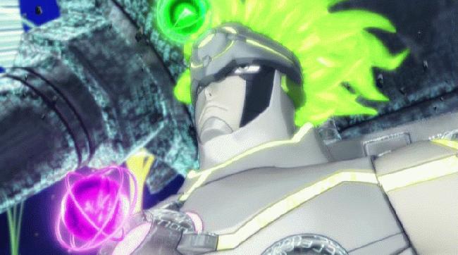 第 24 話「超巨大コメットモン襲来!? 扉をひらけ、ダンテモン!」の場面1