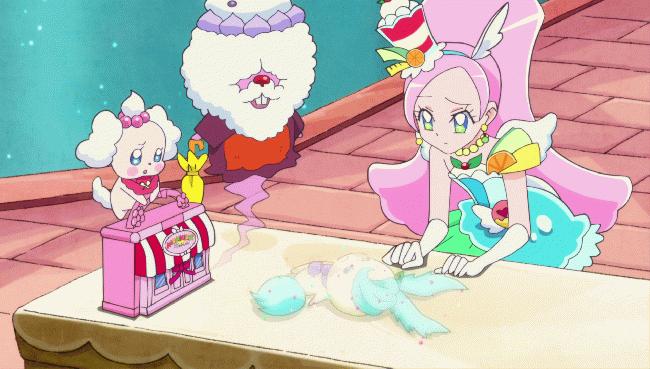 第 24 話「転校生は妖精キラリン!?」の場面1