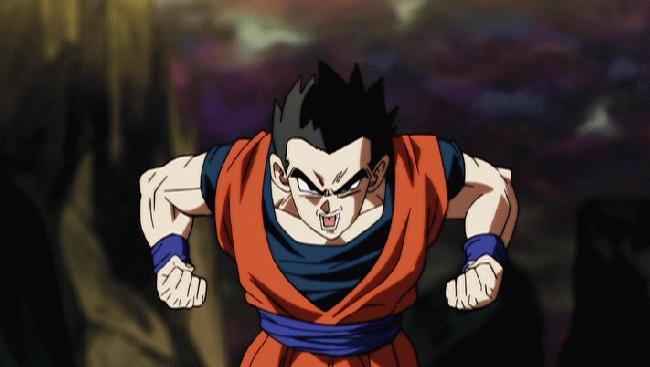 第 103 話「悟飯よ非情なれ!第10宇宙との決戦!!」の場面2