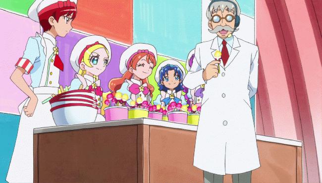 第 28 話「ふくらめ!ひまりのスイーツ大実験!」の場面4