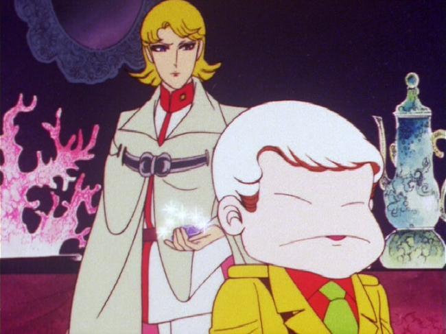 パタリロ!のアニメのワンシーン